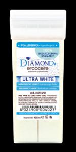 """Синтетична кристална кола маска """"White Diamond"""""""