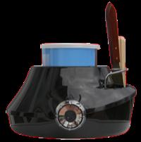 Загряващ уред за кола маска