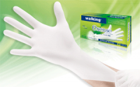 Нитрилови ръкавици с повишена чувствителност Exense