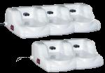 База нагревател (двойна или тройна) кола маска