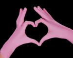 LOVE! висококачествени нитрилови ръкавици