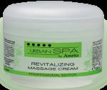 Ревитализиращ масажен крем с витамини и етерични масла