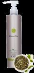 "New Натурално масажно масло ""Green Tea"""