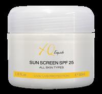 Слънцезащитен крем SPF 25
