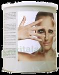 Сатен кола маска с цинк и титаниев диоксид за деликатни зони и по-чувствителни кожи