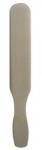 Импрегнирана дървена шпатула за топла кола маска.