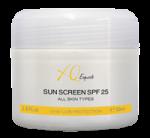 New Слънцезащитен крем SPF 25