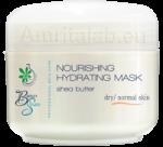 Подхранваща и хидратираща маска с масло от ший