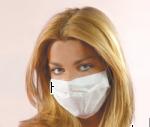 Еднослойна санитарна маска за лице