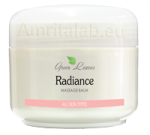 """New Натурален масажен балсам """"Radiance"""""""